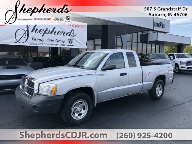 Pre-Owned 2007 Dodge Dakota ST