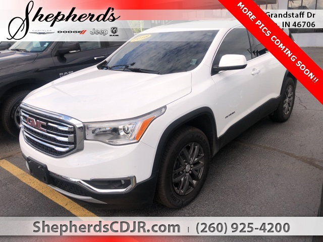 Used Gmc Acadia Slt Auburn In