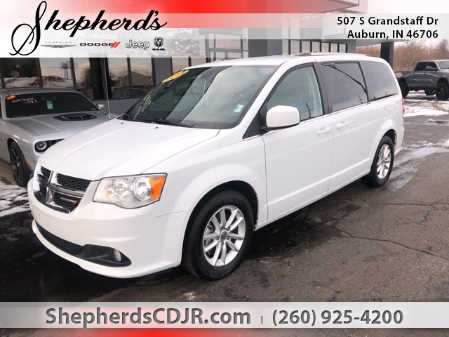 Used Dodge Grand Caravan Auburn In